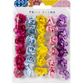 Wonders Dimensional Paper Flowers