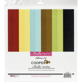 "Cooper Besties Collection Kit 12""X12"""