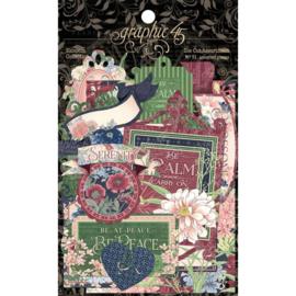 Blossom Cardstock Die-Cut Assortment