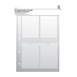 A4 Storage Folder Wallets - A6