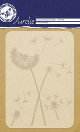 Dandelion Whisper Background Embossing Folder