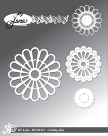 Cutting & Embossing Dies Doily 3