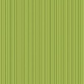 Patterned single-sided l.green stripe