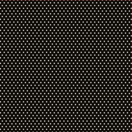 Patterned single-sided black sm.dots