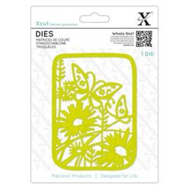 Dies Wildflower Butterfly