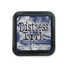 Chipped Sapphire Distress Ink Pad
