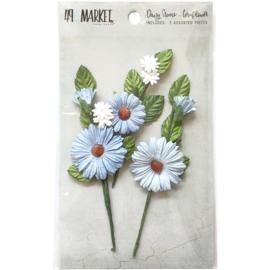 Daisy Stems Cornflower
