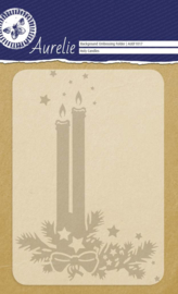 Holy Candles Background Embossing Folder