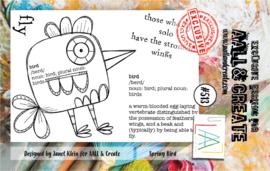 #513 - A7 Stamp Set