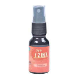 Izink Dye Rouge Grenadine 15 ml