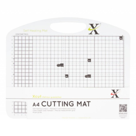 A4 Self Healing Duo Cutting Mat Black & White
