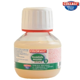 Collall vernisfix decoupage 2 glans 50ml.