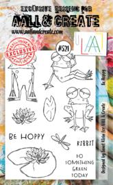 #521 - A6 Stamp Set