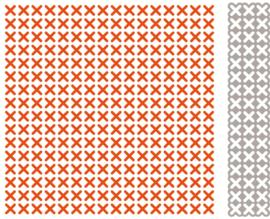 DF3417 Extra cross stitching