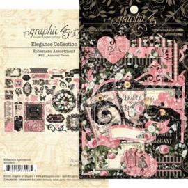 Elegance Cardstock Die-Cut Assortment