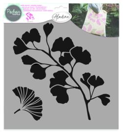 Textile Stencil Fauna