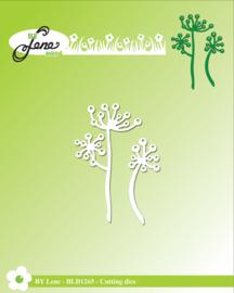 Cutting & Embossing Dies Dandelions