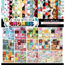 Candadian Calendar Kit Gnome Calendar
