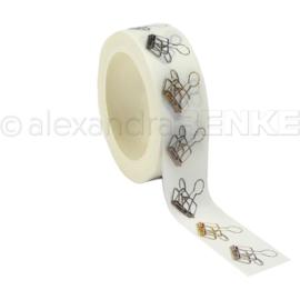 Midori Washi Tape Clips