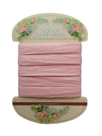 JU0921 Silk lace pink