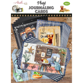 Play Journal Card Pack