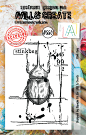 #550 - A7 Stamp Set