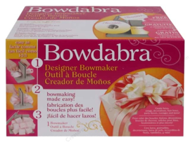 Bowdabra bow and favor maker