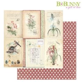 Garden journal paper