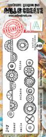 #491 - Border Stamp