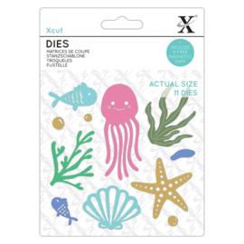 Dies Under The Sea