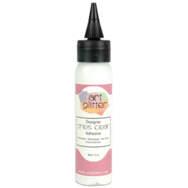 Art Glitter Dries Clear Adhesive 2oz