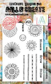 #523 - A6 Stamp Set