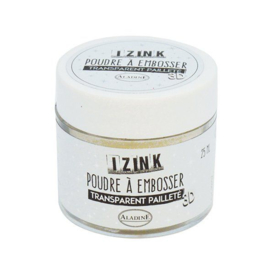 Embossing Powder Irridescent Sparkle