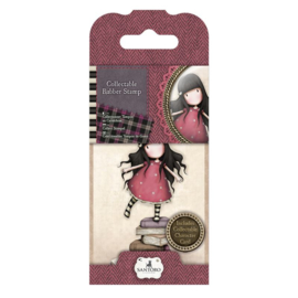 Gorjuss Collectable Rubber Stamp No. 2 New Heights