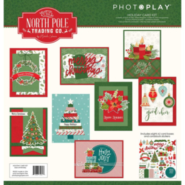 The North Pole Trading Co. Collection Card Kit