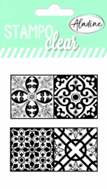 Clear Stamps Tile 2