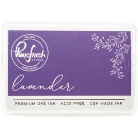 Premium Dye Ink Pad Lavender