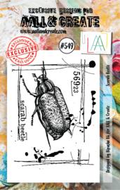 #549 - A7 Stamp Set