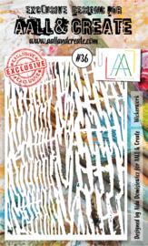 #036 - A6 Stencil