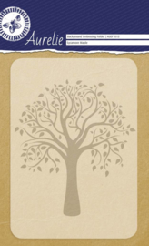 Sycamore Maple Background Embossing Folder