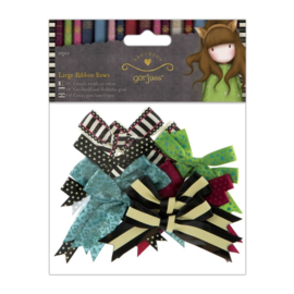 Gorjuss Large Ribbon Bows