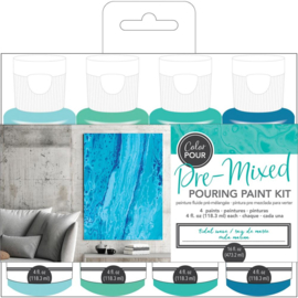 Pre-Mixed Paint Kit Tidal Wave
