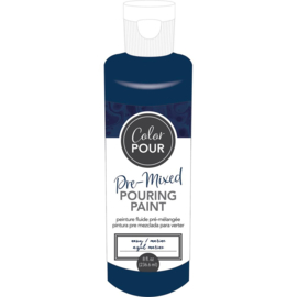 Pre-Mixed Paint Navy