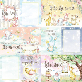 Dreamland Journaling Cards #3