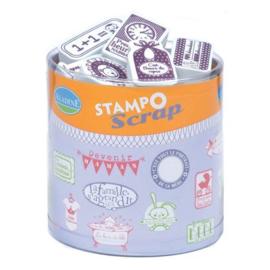 Stampo Scrap Birth
