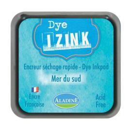 Izink Dye Bleu Clair Mer Du Sud