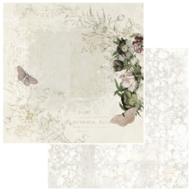 Vintage Artistry Natural Wallflower