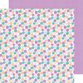"""Stay Sweet Double-Sided Cardstock 12""""X12"""" Gum Drop Goodies"""