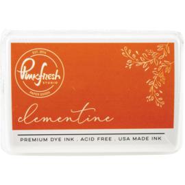 Premium Dye Ink Pad Clementine