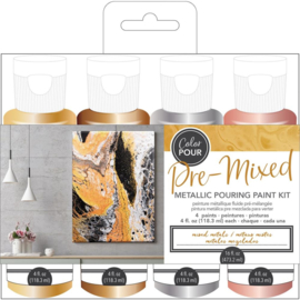 Pre-Mixed Paint Kit